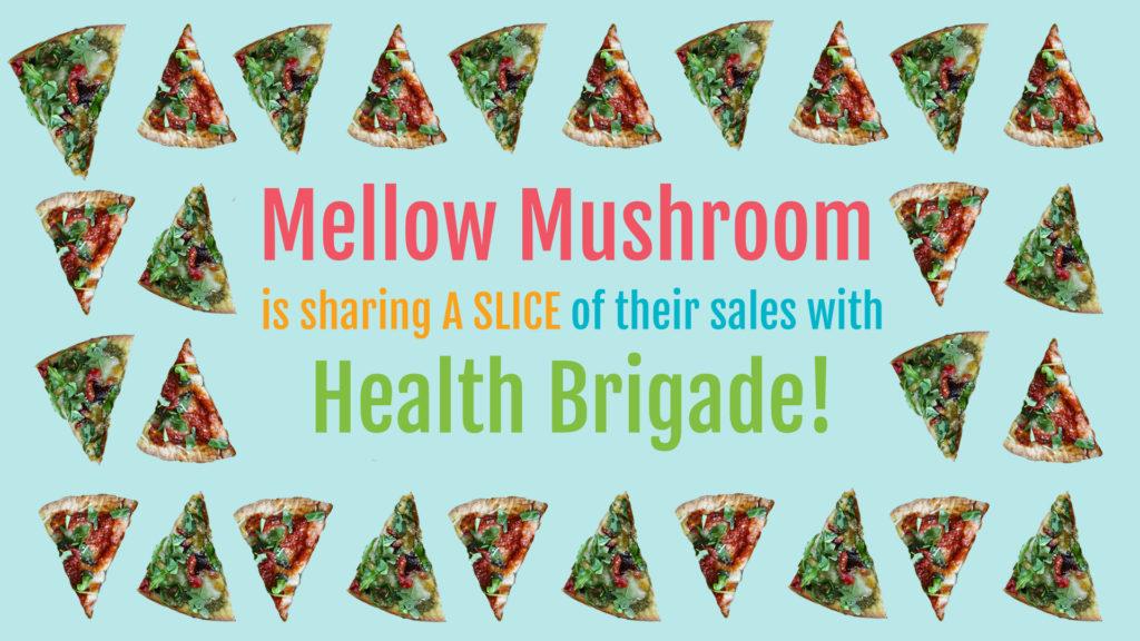 Mellow Mushroom Fundraiser