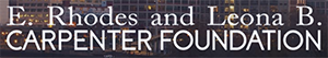 Carpenter Foundation Logo