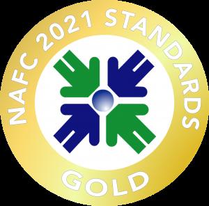 N A F C seal 2021